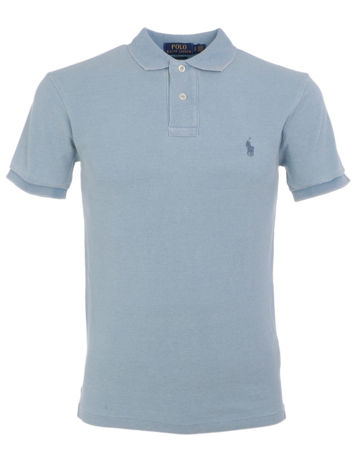 Picture of POLO RALPH LAUREN | Men's Cotton Polo Shirt