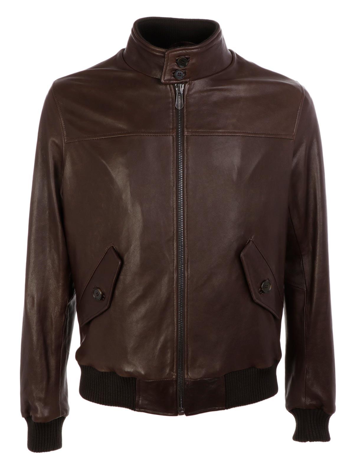 Picture of PERPHECTO | Men's Leather Jacket Bjon