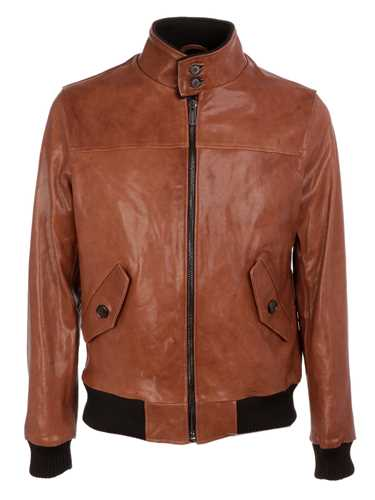 Picture of PERPHECTO | Men's Leather Jacket Bjon