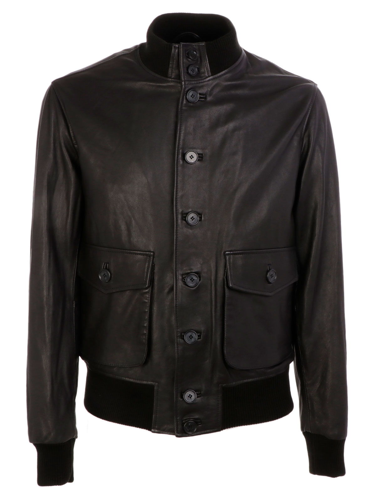 Picture of PERPHECTO | Men's Leather Jacket Mats