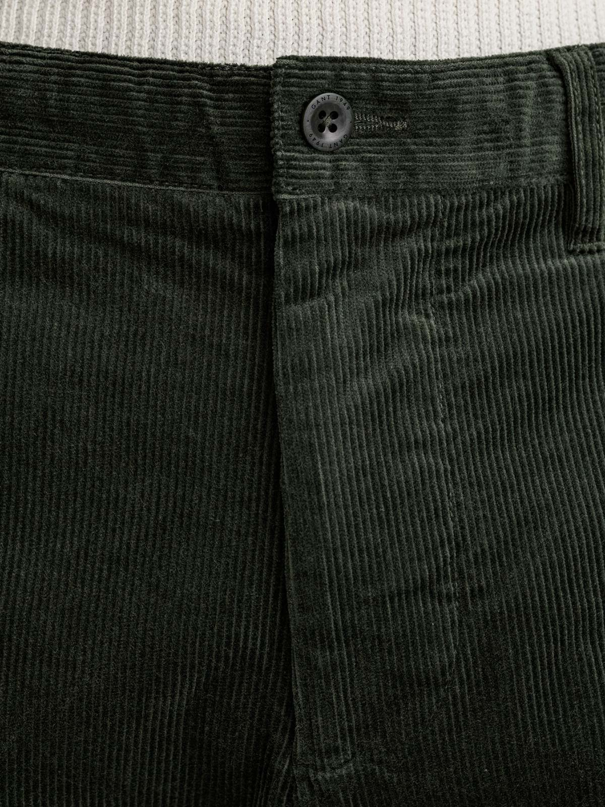 Picture of Gant | Trousers D1. Allister Cord Chinos