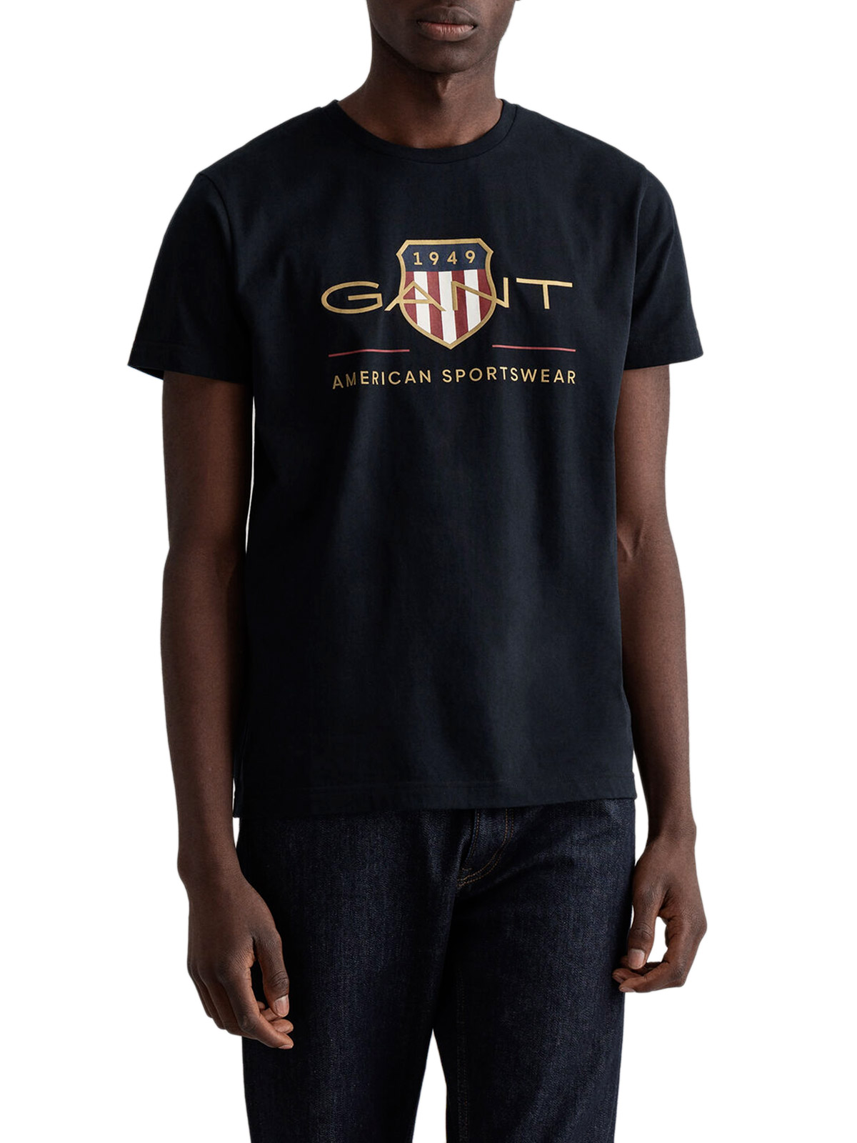 Picture of Gant | T-Shirt D2. Archive Shield Ss T-Shirt