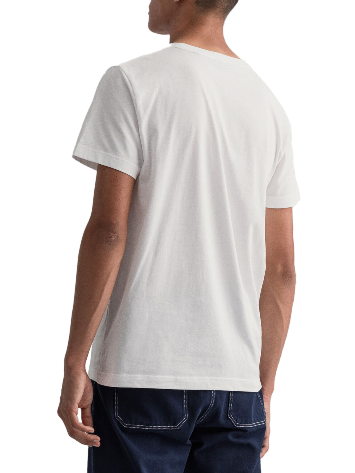 Picture of Gant   T-Shirt D2. Archive Shield Ss T-Shirt