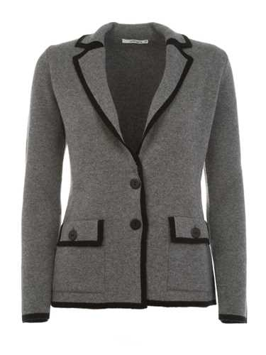 Picture of KANGRA | Wool and Cashmere Blazer