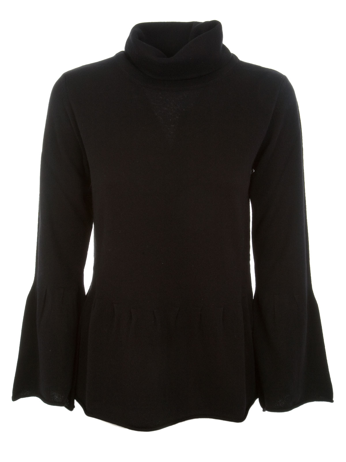 Picture of KANGRA | Wool and Cashmere Turtleneck Sweater