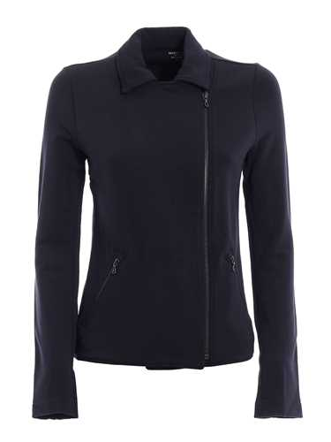 Picture of MAJESTIC FILATURES | Women's Asymmetric Zip Jacket