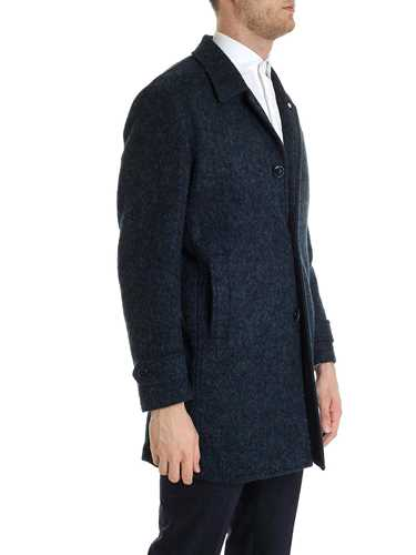 Picture of LBM 1911 | Men's Wool Single-Breasted Coat