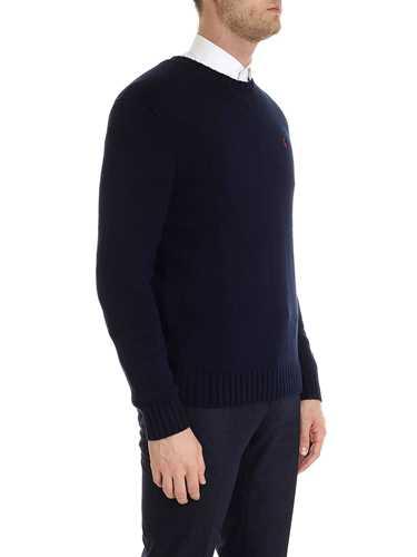 Immagine di POLO RALPH LAUREN | Pullover Uomo Girocollo in Cotone