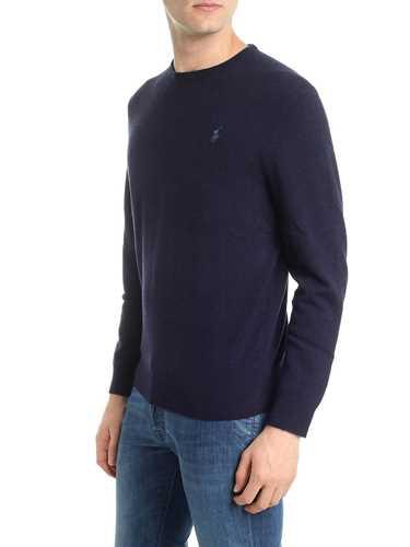 Picture of POLO RALPH LAUREN   Men's Merino Wool Pullover