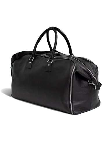 Picture of LUDOVICO MARABOTTO | Flamingo Weekender Bag