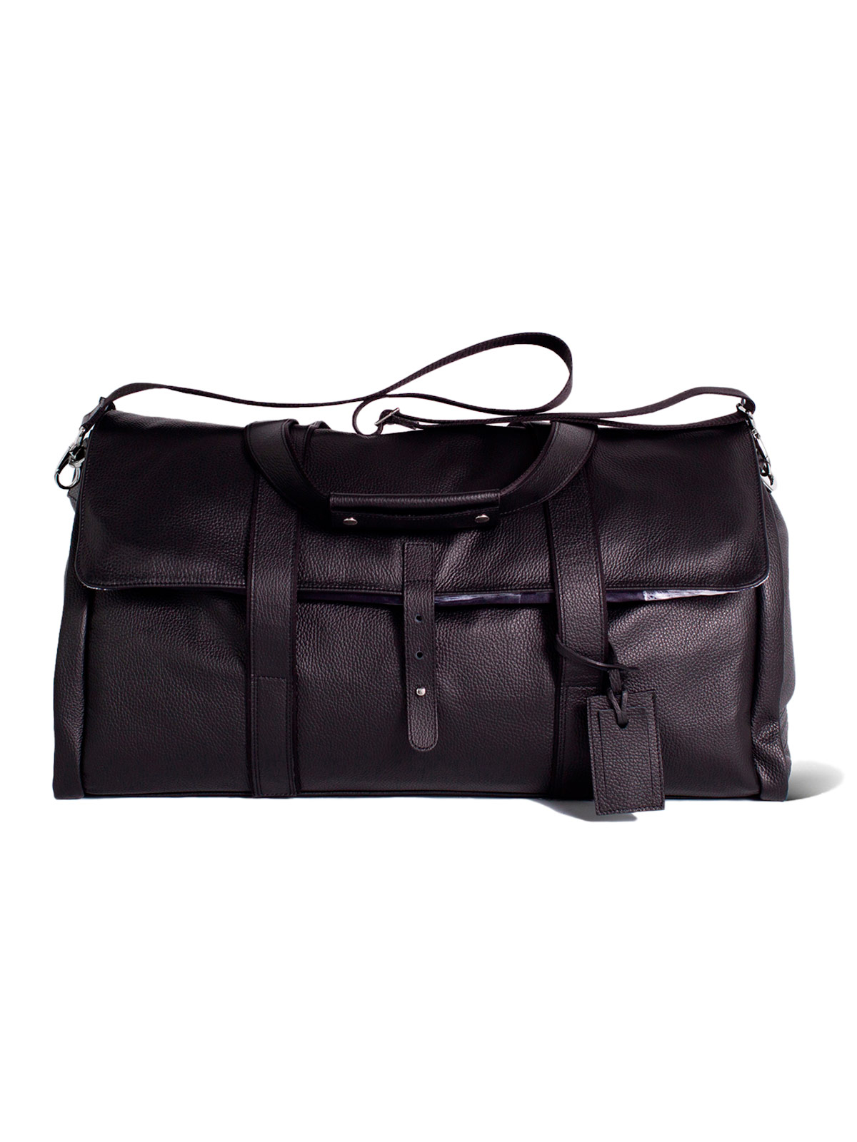 Picture of LUDOVICO MARABOTTO | Reginald Weekender Bag