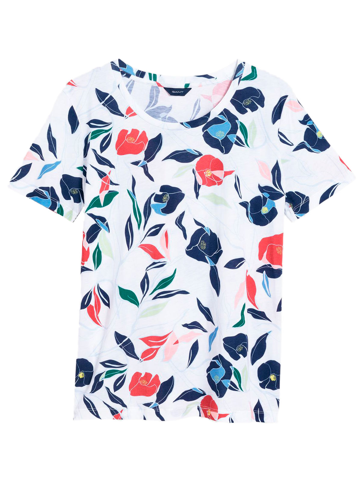 Picture of GANT | T-SHIRT O2. AOP SS T-SHIRT