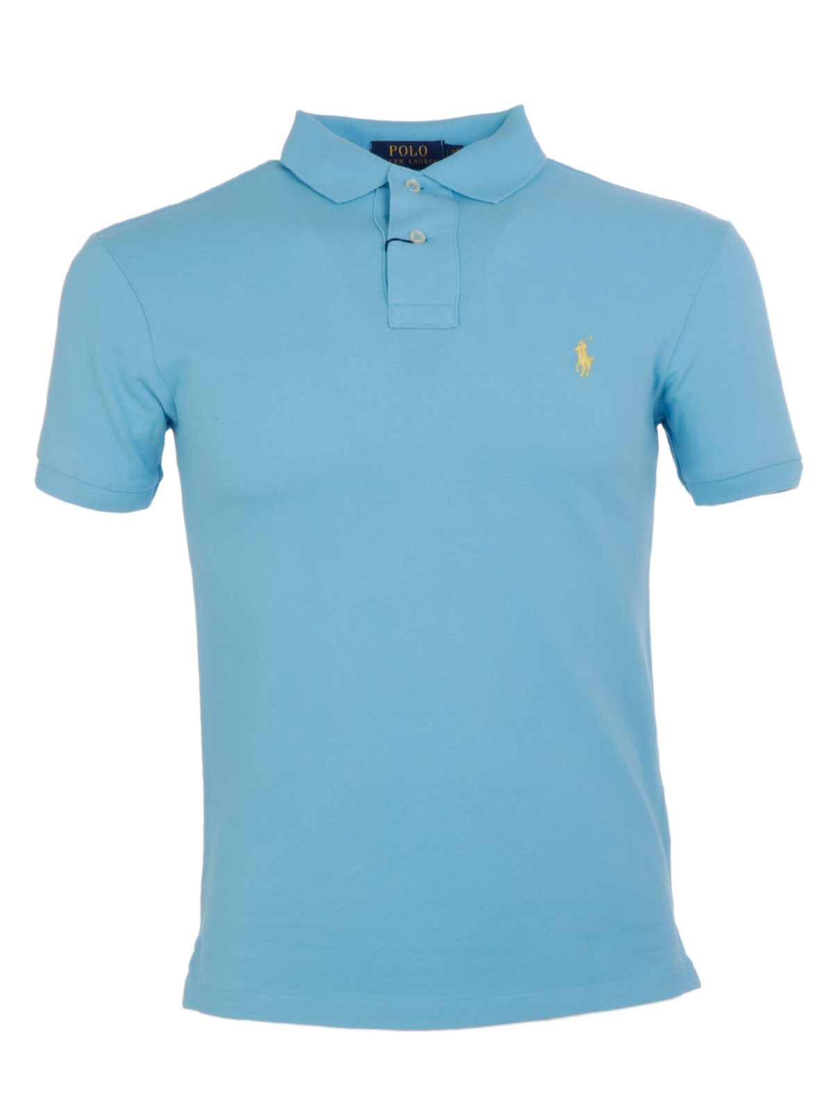 best service be86d db805 POLO RALPH LAUREN Men's Slim Fit Polo Shirt