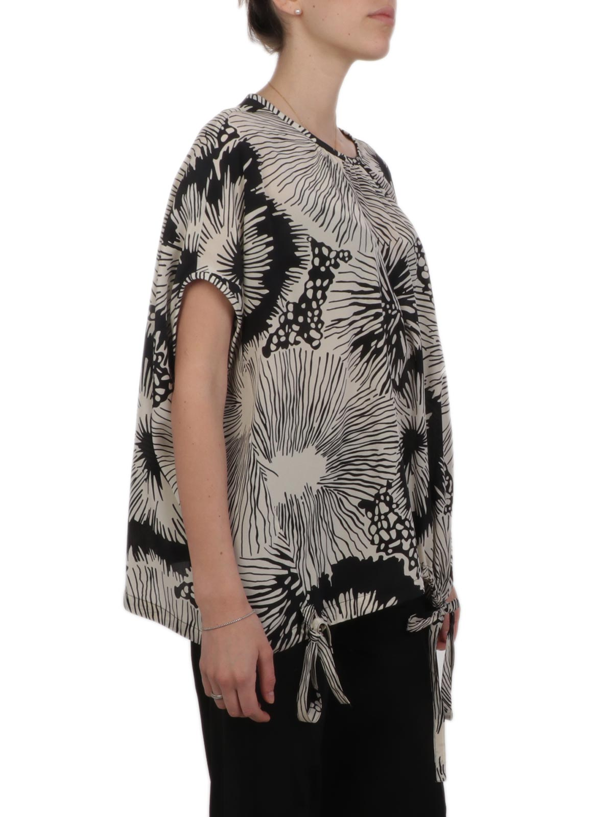 Picture of ASPESI | Women's Floral Top