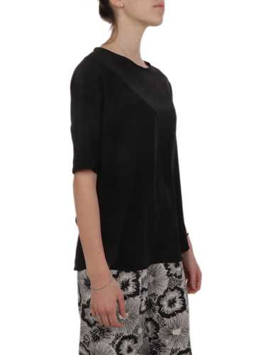 Picture of ASPESI | Women's Crepe de Chine Top