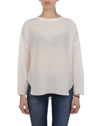 Immagine di ASPESI | Camicia Tunica Donna in Crepe de Chine