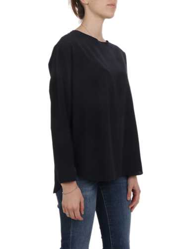 Picture of ASPESI | Women's Tunic Shirt in Crepe de Chine