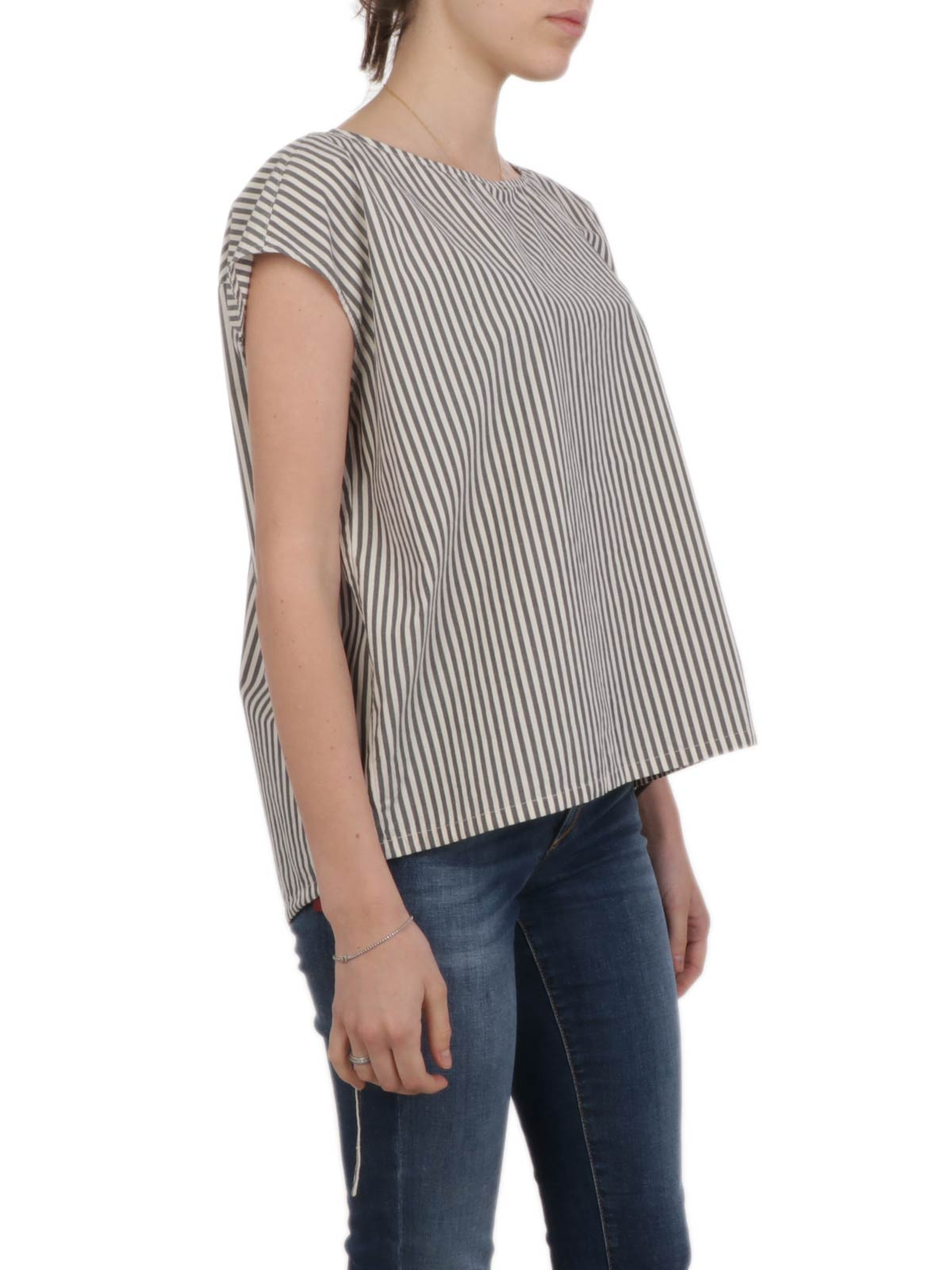 Picture of WOOLRICH | Women's Patterned Blouse