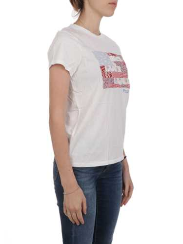 Picture of POLO RALPH LAUREN | Women's Patchwork T-Shirt