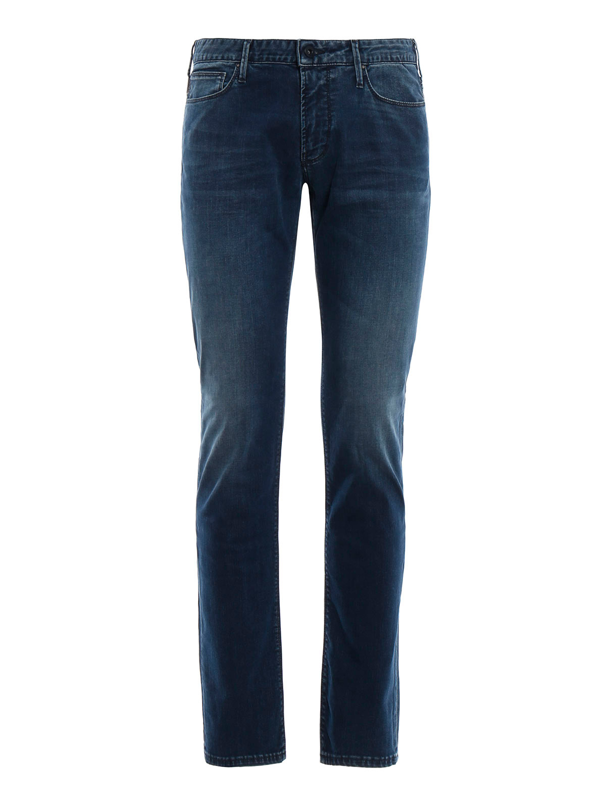 Picture of EMPORIO ARMANI | Men's Slim Fit Jeans J06