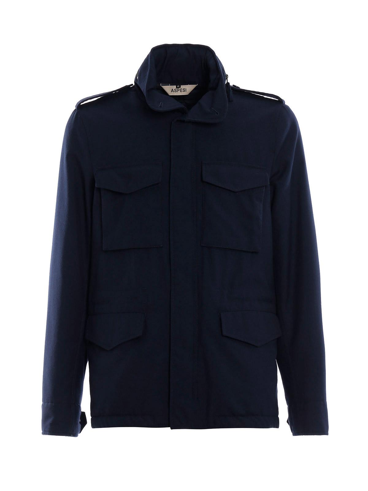 Picture of ASPESI | Men's Minifield Jacket