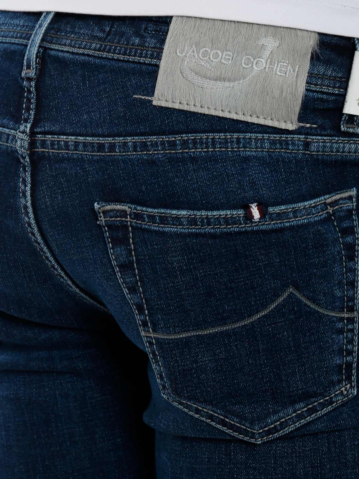 nuovo stile 5875e a8f14 JACOB COHEN Jeans Uomo Style 622