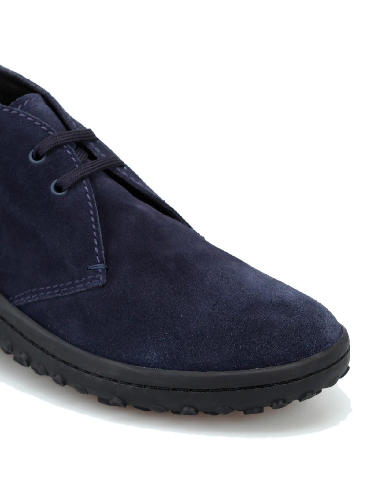 Picture of CAR SHOE | Men's Suede Half Boot