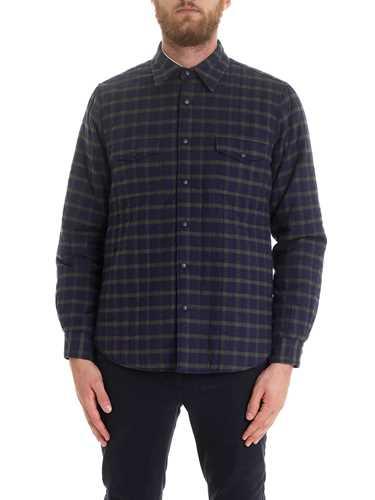 Picture of ASPESI | Men's Padded Shirt Jacket