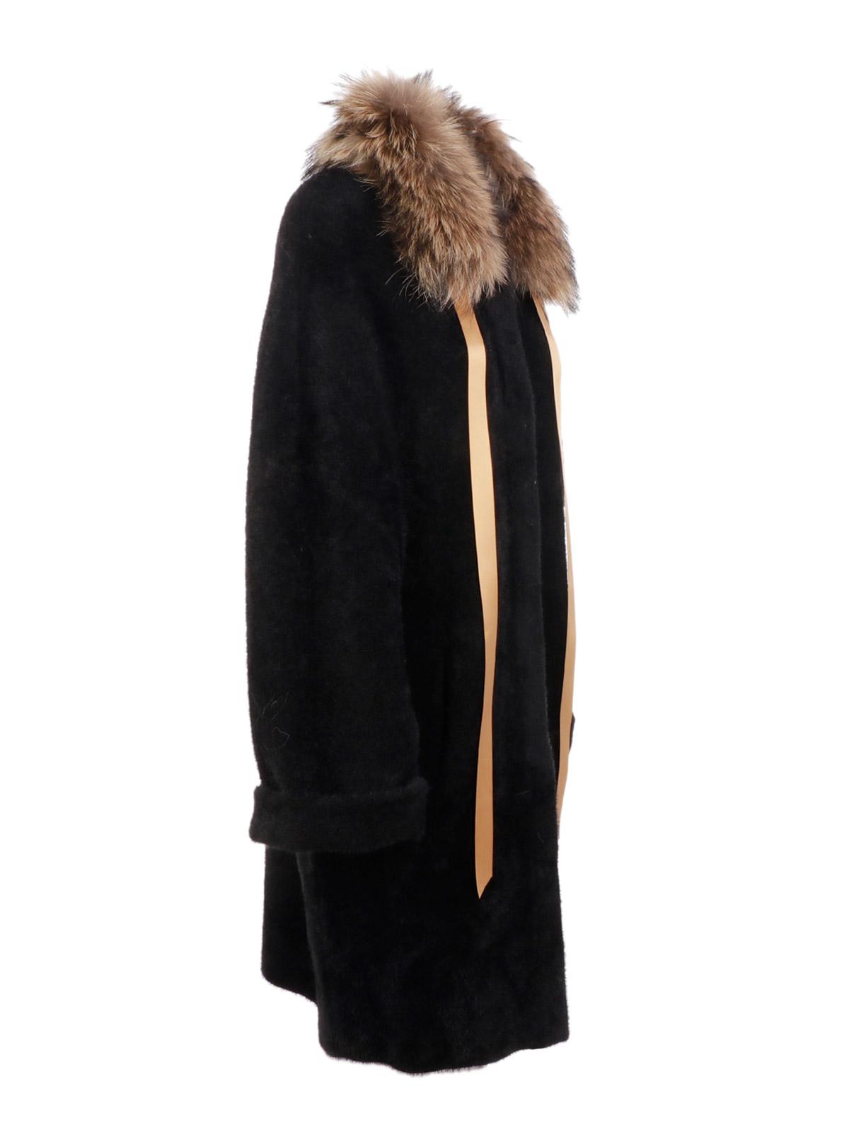 VICTORY BOAT Cappotto Donna in Eco Pelliccia