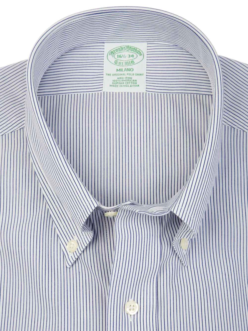 Immagine di BROOKS BROTHERS | Camicia Non Iron Extra Slim
