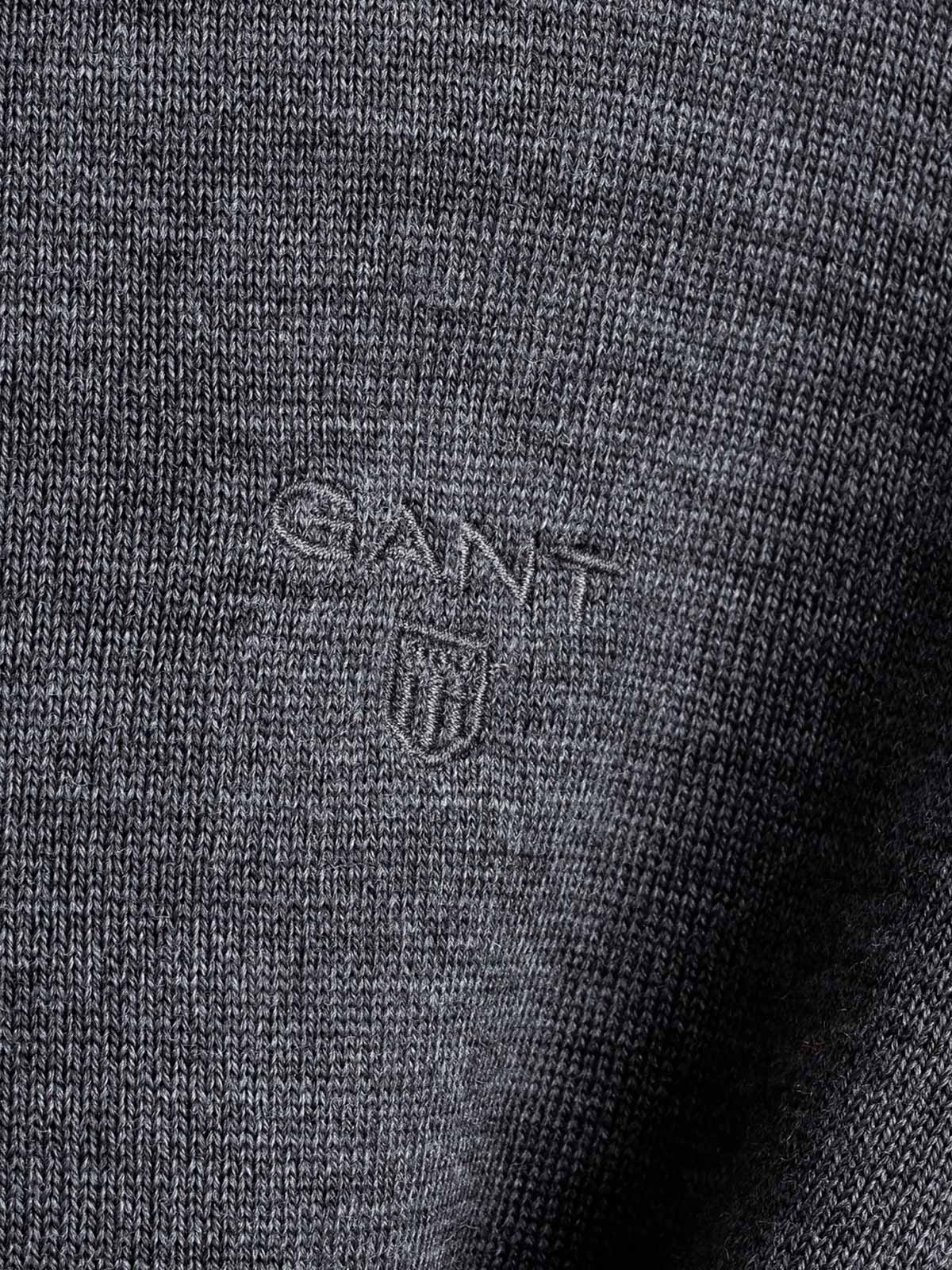 Picture of GANT | JERSEY FINE MERINO TURTLE NECK