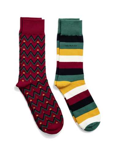 Immagine di GANT | SOCKS D2. 2-PACK FAIR ISLE GIFTBOX