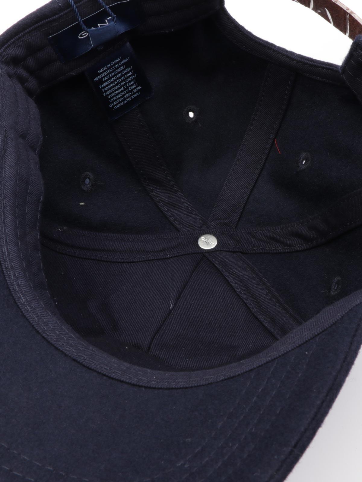 Picture of Gant | Hat D1. Gant Archive Shield Cap