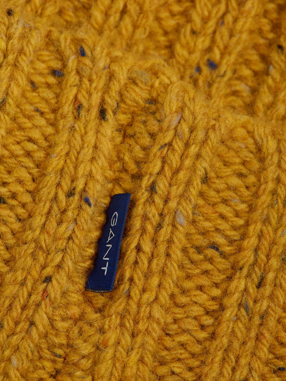 Picture of Gant   Hat D2. Neps Knit Beanie
