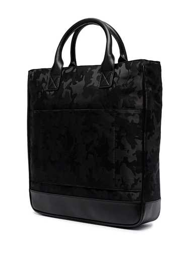 Picture of EMPORIO ARMANI | Men's Jacquard Camouflage Shopper