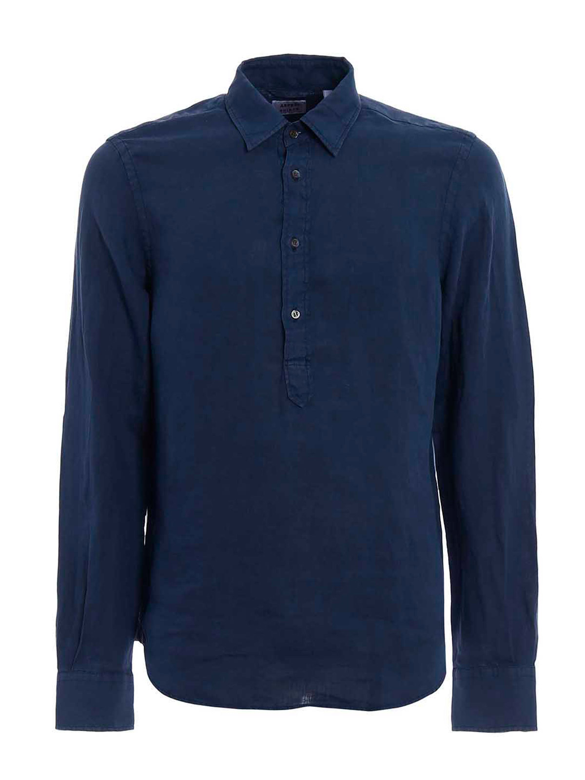 Picture of ASPESI | Men's Linen Shirt CE66