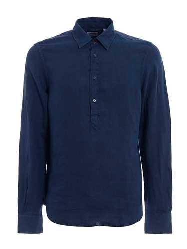 Picture of ASPESI | Men's Linen Shirt CE66