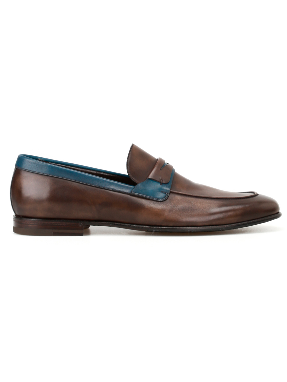 Picture of BARRETT | Men's Two-tone Loafers