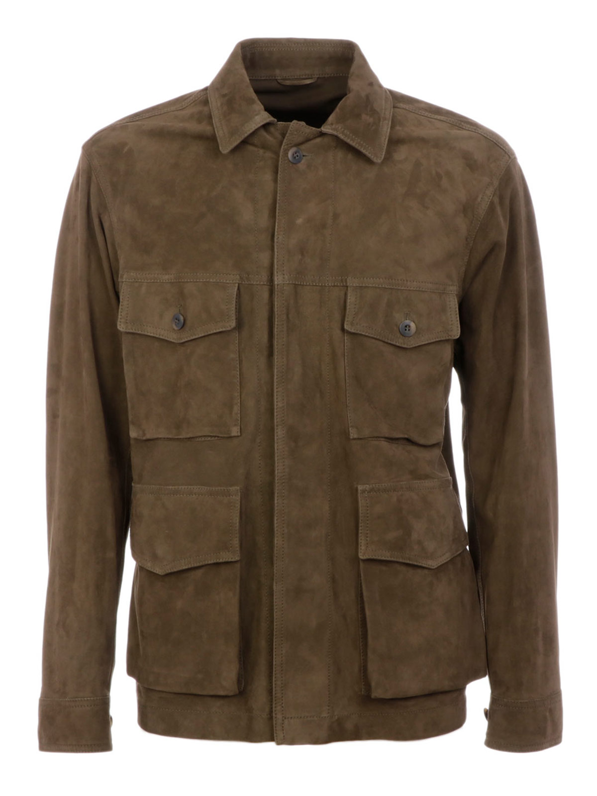 Picture of VALSTAR | Suede Field Jacket