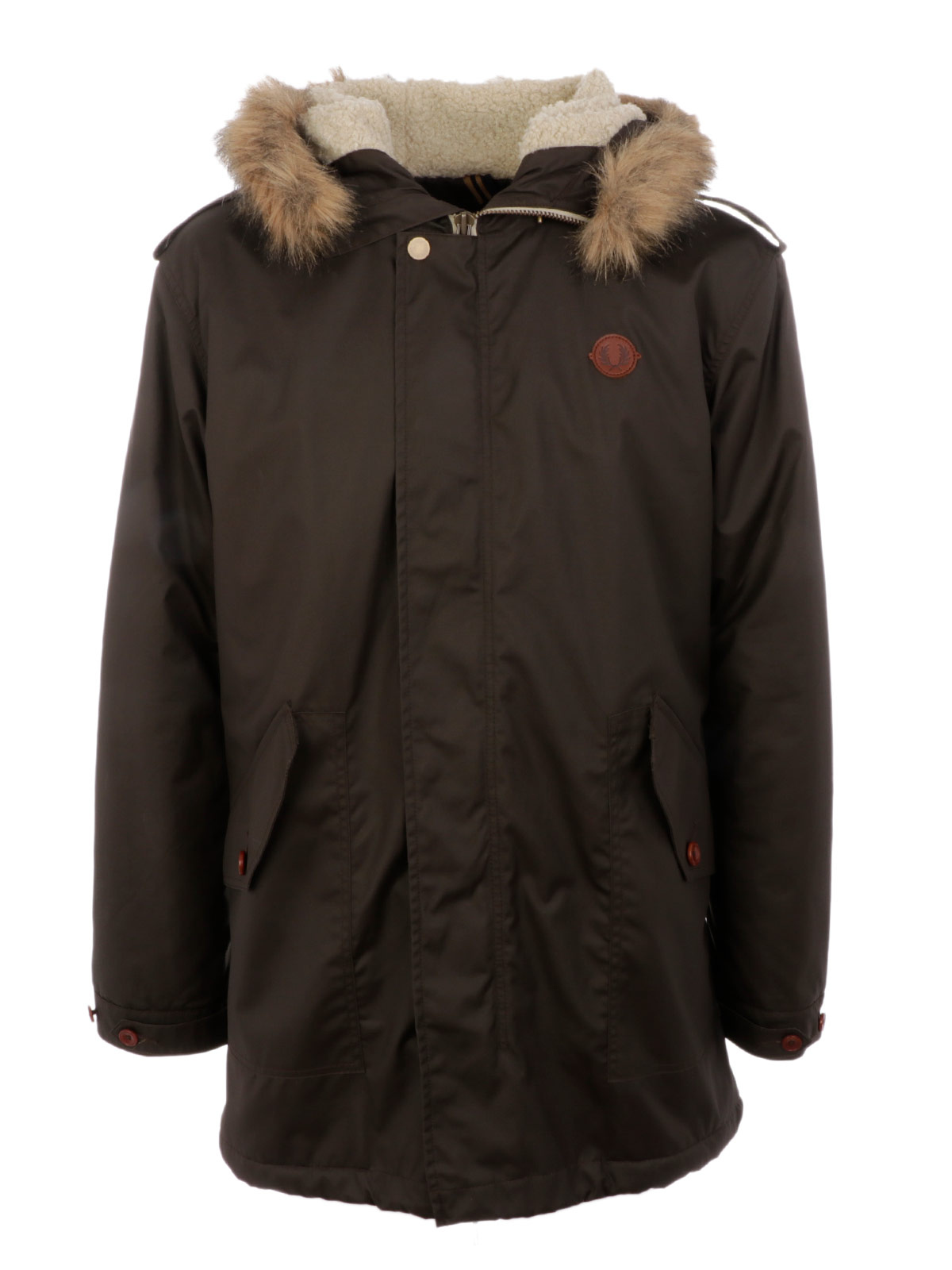 Picture of FRED PERRY | Men's Waterproof Parka