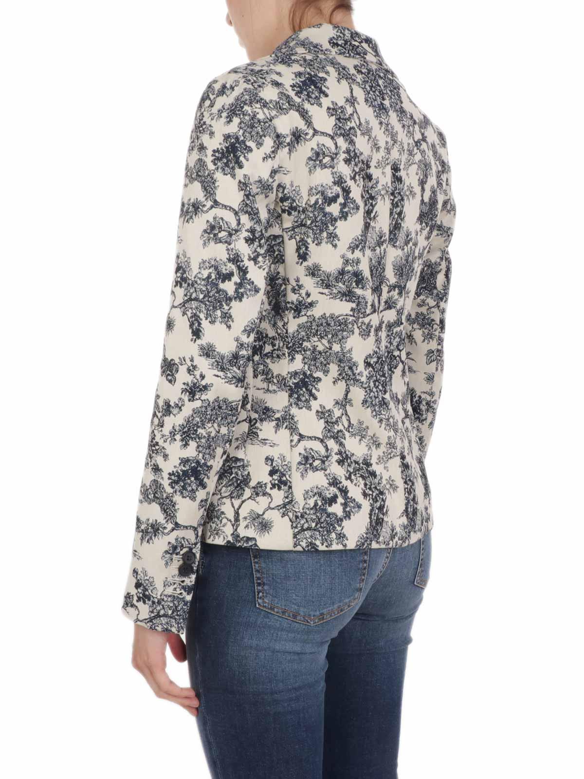 Picture of 19.61 | Women's Brocade Jacket