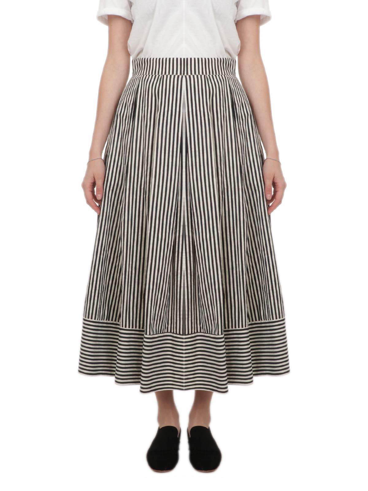 Picture of 19.61 | Women's Striped Miranda Skirt