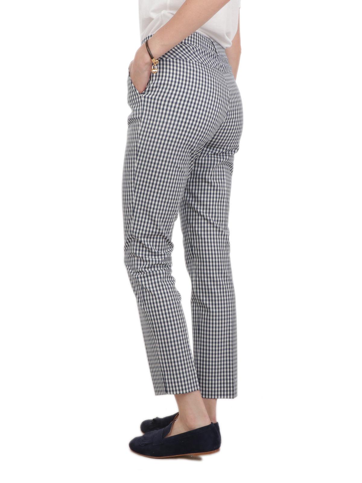 Immagine di VIA MASINI 80 | Pantalone Donna a Quadretti