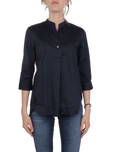 Picture of CALIBAN | Women's Mandarin Collar Shirt