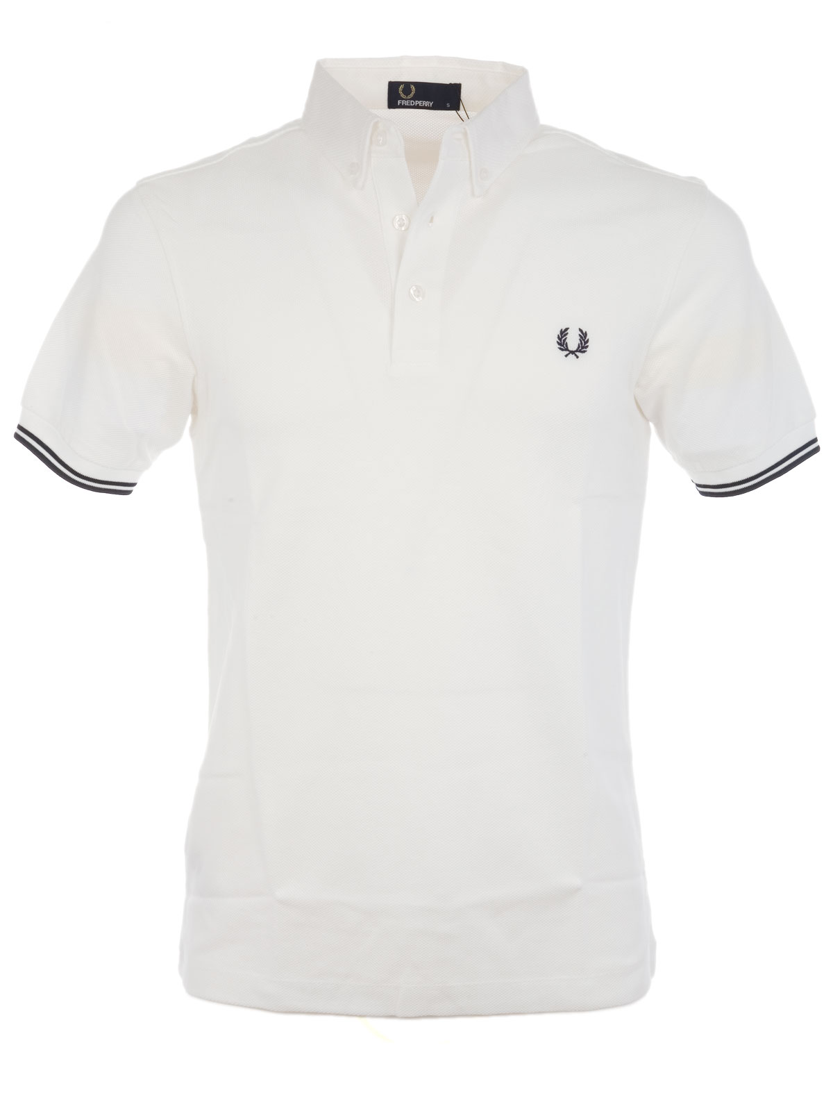 Immagine di FRED PERRY | Polo Woven Collar