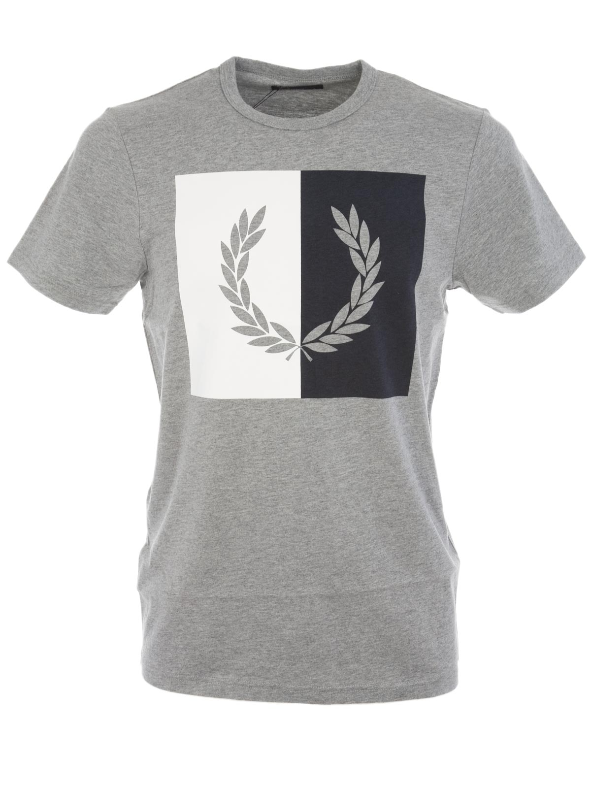Immagine di FRED PERRY | T-Shirt Split Laurel Wreath