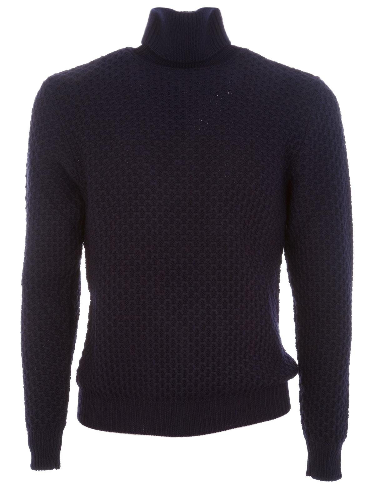 Picture of ELEVENTY | Virgin Wool Turtleneck Sweater