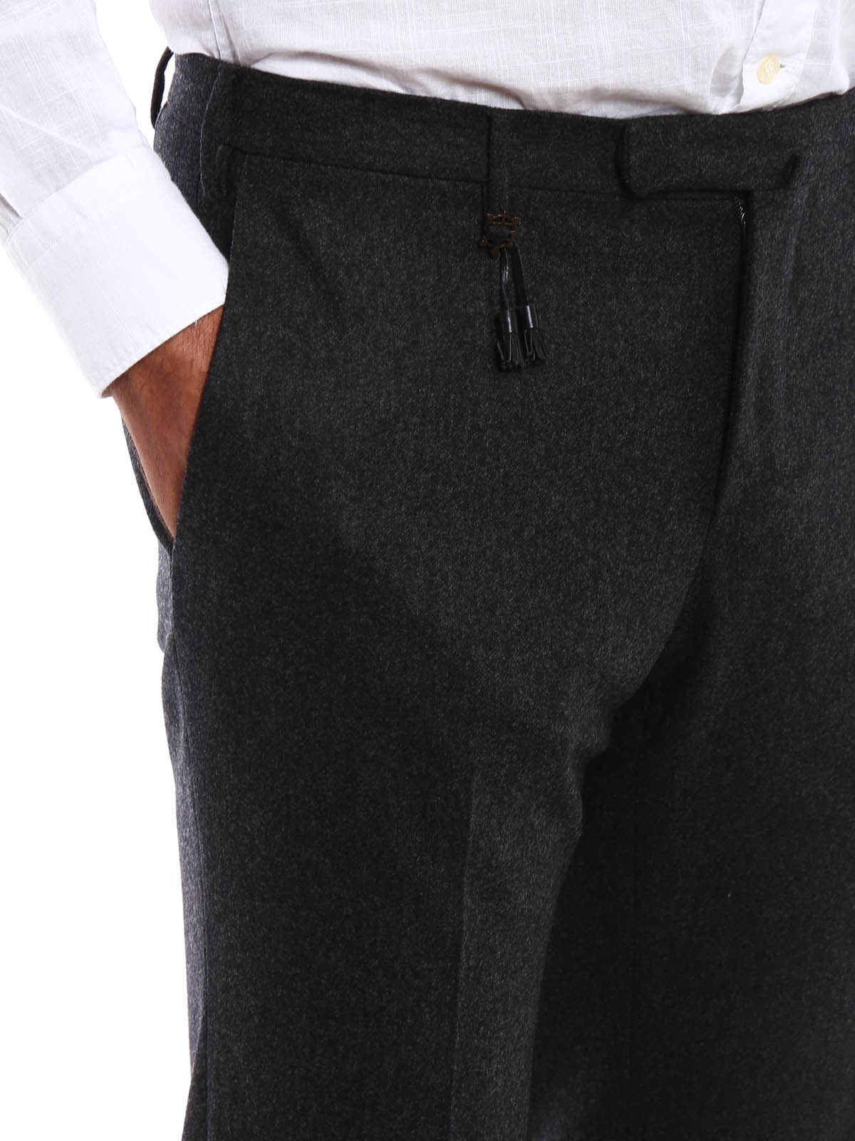 Picture of INCOTEX   Men's Flannel Trousers