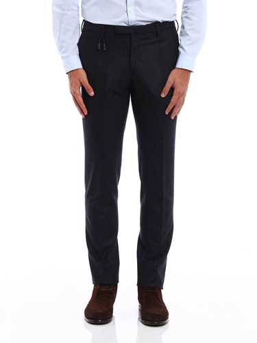 Picture of INCOTEX | Men's Flannel Trousers