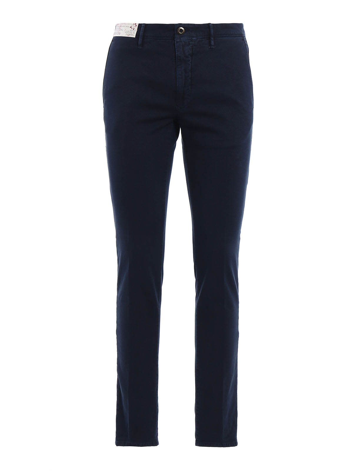 Immagine di INCOTEX | Pantaloni Slacks Slim Fit